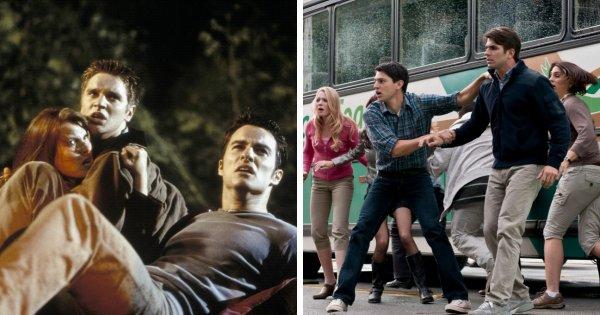 Пункт назначения — 5 фильмов