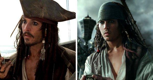 Пираты Карибского моря — 5 фильмов