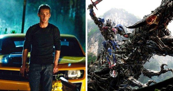 Трансформеры — 5 фильмов