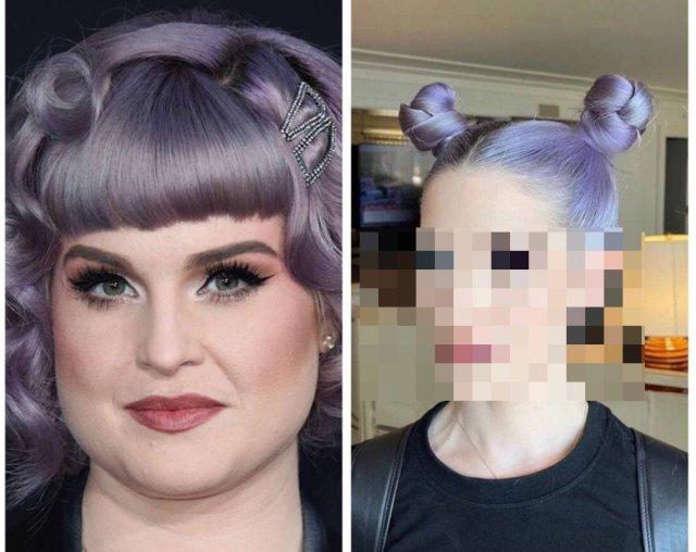 Келли Осборн уменьшила желудок