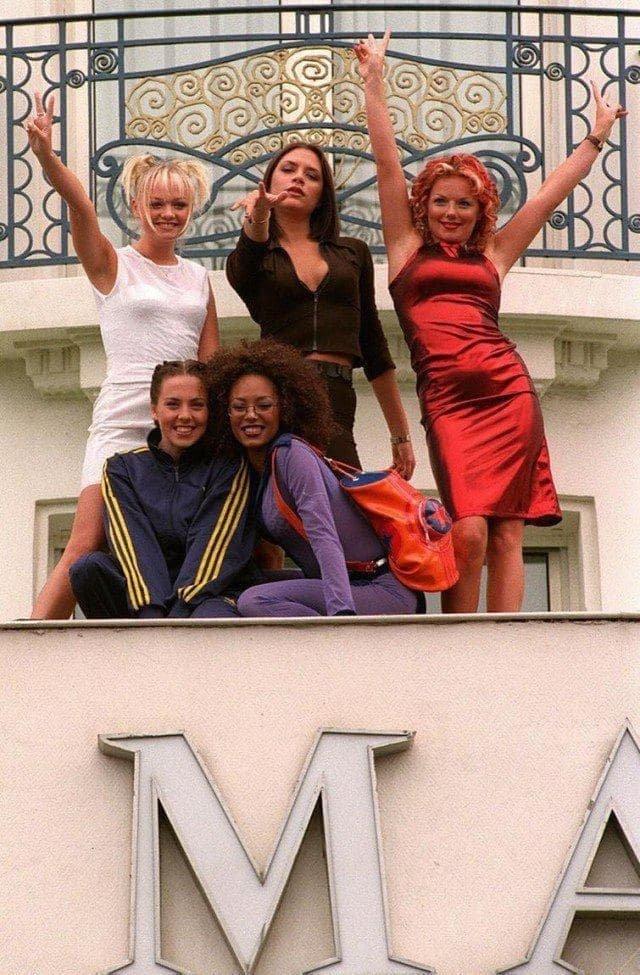 Spice Girls, 1997 год.