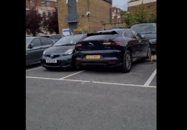 """Мастер"" парковки"