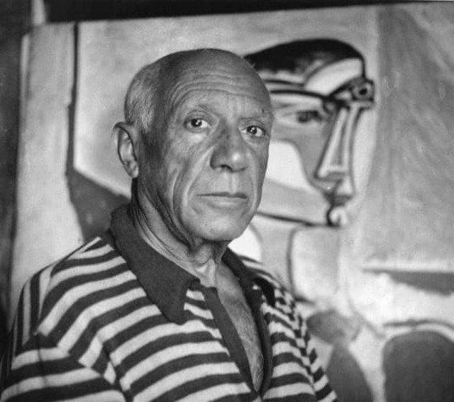 Когда Пабло Пикассо родился, акушерка посчитала его мертворожденным. Спас ребёнка его дядя, который курил сигары и, увидев младенца, лежащего на столе, пустил дым ему в лицо, после чего Пабло заревел. 1954 год