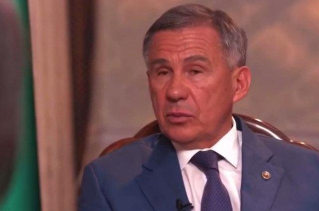 Глава Татарстана Рустам Минниханов о доступности компьютерных игр