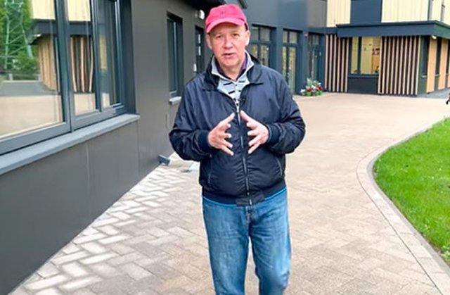 Оппозиционер Валерий Цепкало пообещал 11 миллионов евро за арест Алексанрда Лукашенко