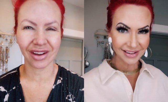 «Красавицы» из TikTok показали, как выглядят без тонны косметики и фильтров