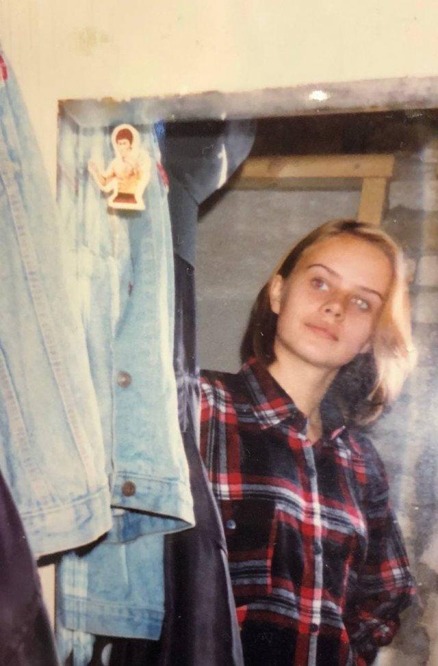 Дарья Бондаренко - экс-жена Павла Дурова в рубашке