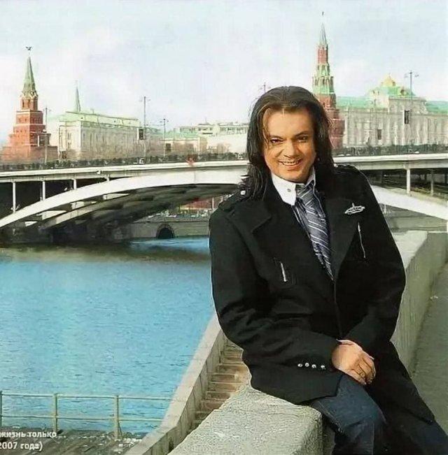 Филипп Киркоров, 2007 год