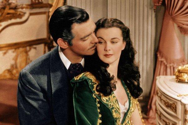 «Унесённые ветром» Маргарет Митчелл и одноимённый фильм 1939 года