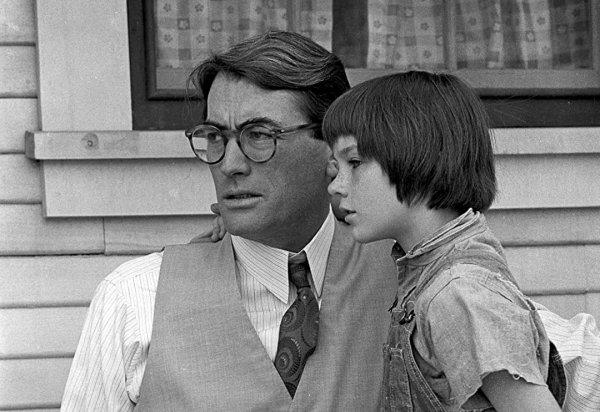 «Убить пересмешника» Харпер Ли и одноимённый фильм 1962 года