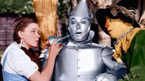 «Удивительный волшебник из страны Оз» Лаймена Фрэнка Баума и фильм «Волшебник страны Оз» 1939 года