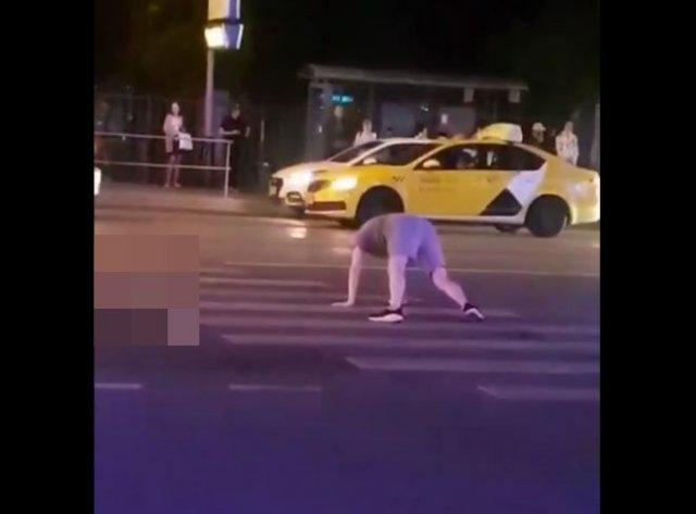 Полиция ставит людей на ноги