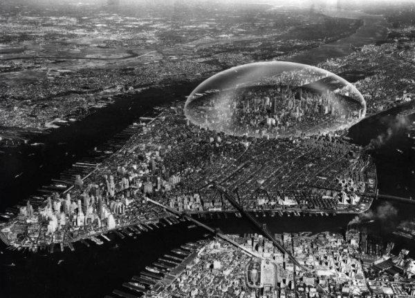 Манхэттенский Купол, Нью-Йорк