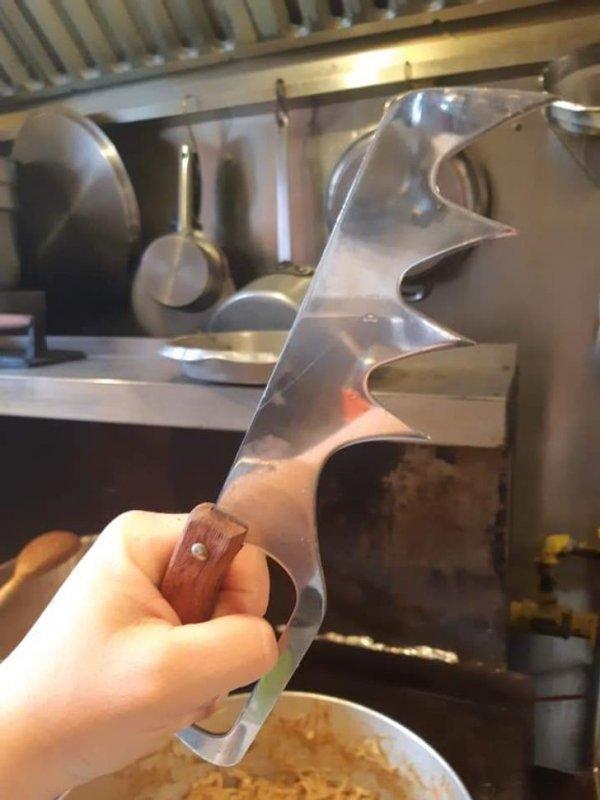 держатель для мяса