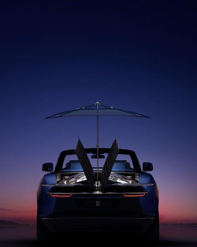Бейонсе и Jay-Z купили самый дорогой автомобиль в мире - Rolls-Royce Boat Tail за 28 миллионов