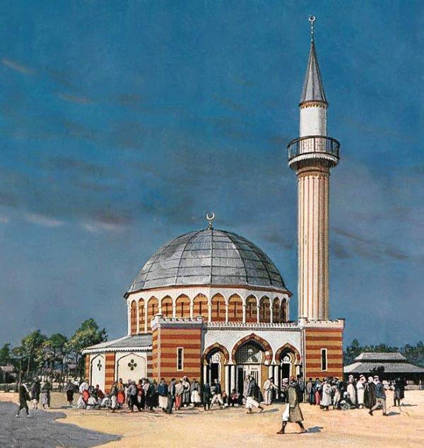 Мечеть Вюнсдорф, Берлин, Германия