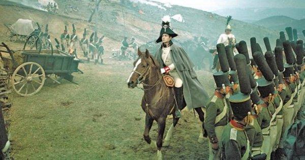 Бородинское сражение, «Война и мир» (1965)