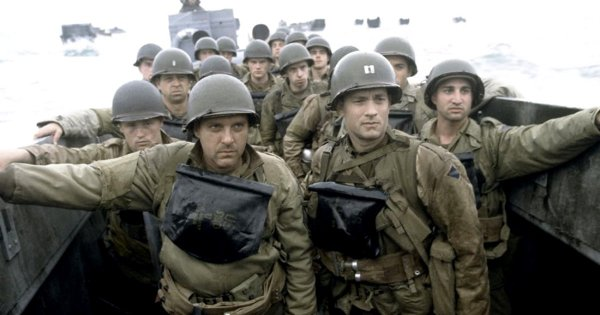 Высадка в Нормандии, «Спасти рядового Райана» (1998)