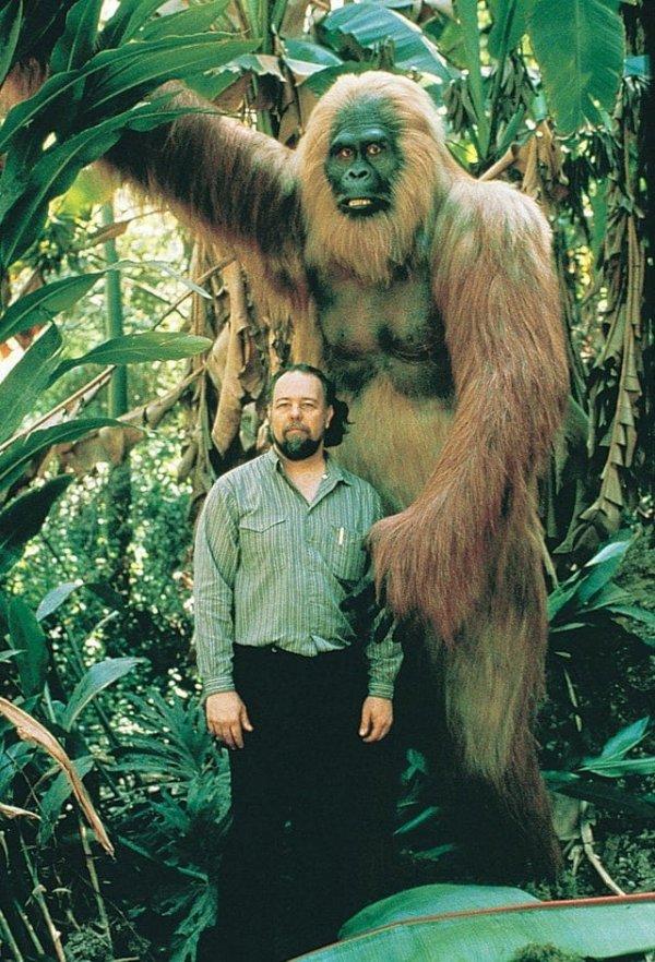 Гигантопитек — самая крупная обезьяна всех времён