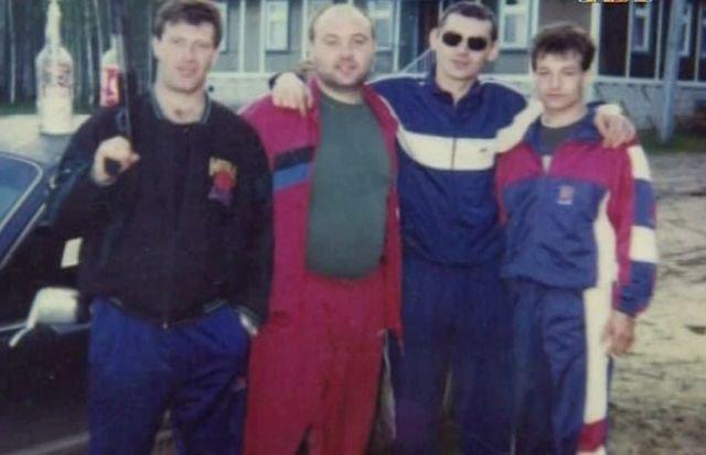 Члены Ореховской ОПГ