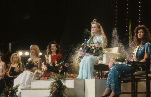 Конкурс красоты «Мисс СССР — 1990»