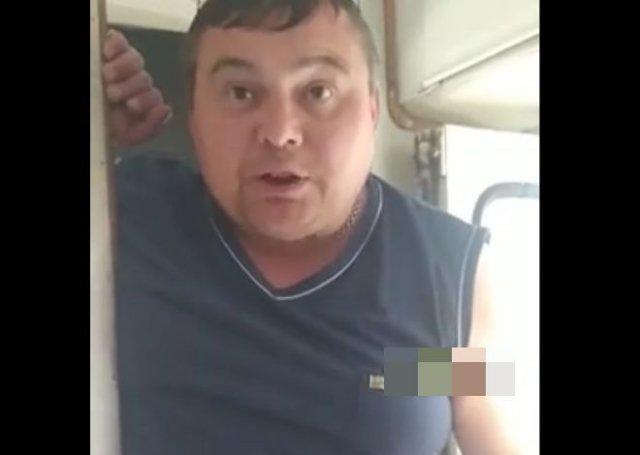"""""""Дать тебе по роже!"""": Водитель трамвая против полицейского, который хотел проехать бесплатно"""