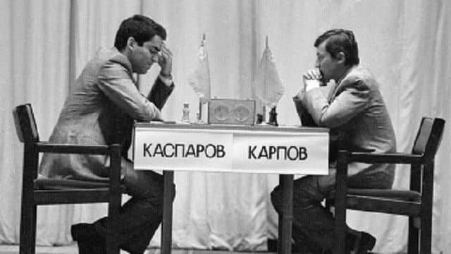 В сборнике повестей братьев Стругацких «Полдень, XXII век» упоминается система Каспаро-Карпова — метод, который использовали для снятия «копии» мозга и построении его математической модели. Повесть была опубликована в 1962 году — Анатолию Карпову тогда бы