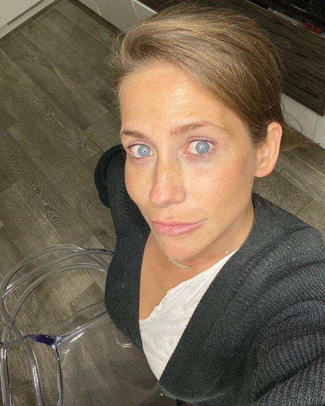 Юлия Барановская: бывшая Андрея Аршавина без макияжа
