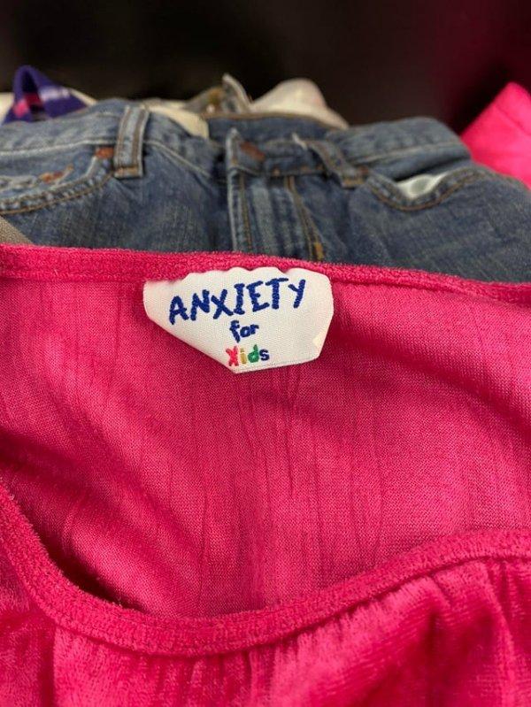 Бренд одежды для детей, название которого переводится как «тревога»
