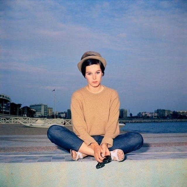 Джеральдина - дочь Чарли Чаплина, 1967 год