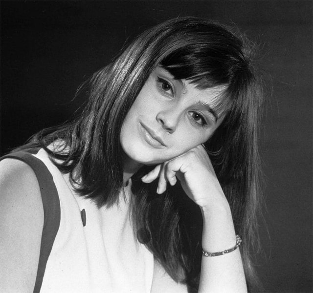 Актриса Наталья Варлей, 1968 год