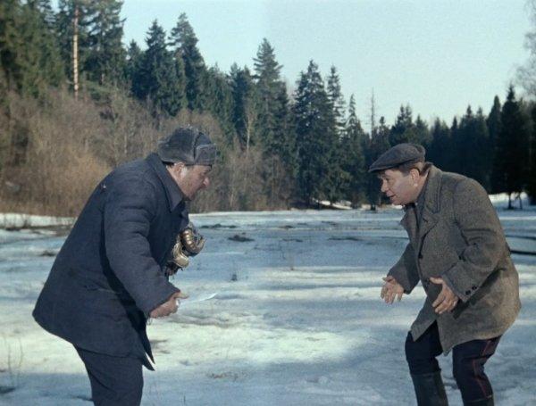 Евгений Леонов в фильме «Джентльмены удачи» (1971)