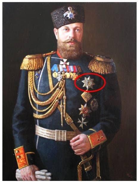 Пользователи заметили ошибку на памятнике Александру III, который открывал Владимир Путин