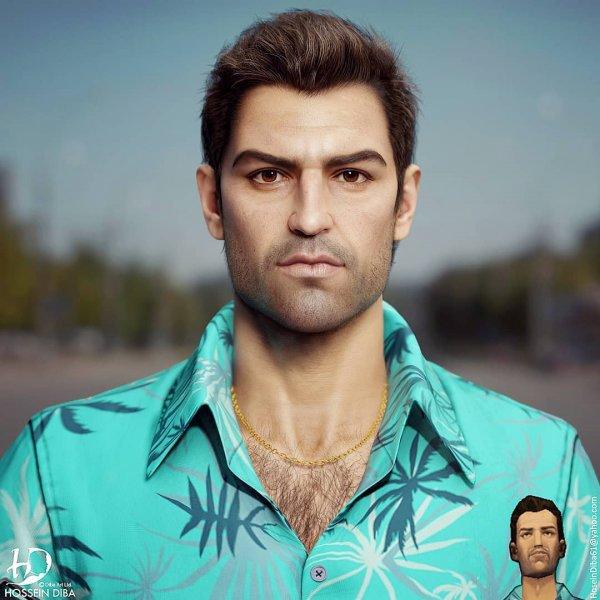 Томми Версетти — главный персонаж видеоигры Grand Theft Auto: Vice City