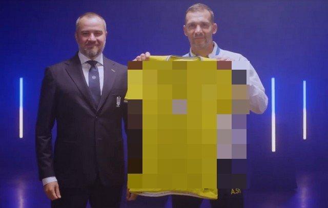 УЕФА одобрил форму сборной Украины для Евро-2020, на которой изображена территория страны с Крымом