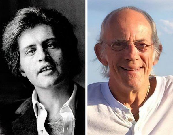 Джо Дассен и Кристофер Ллойд родились в 1938 году