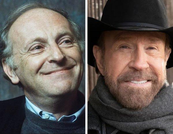 Иосиф Бродский и Чак Норрис родились в 1940 году
