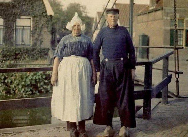 Голландцы, 1910-е гг