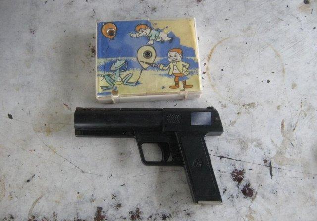 пистолет для видео спорт 3