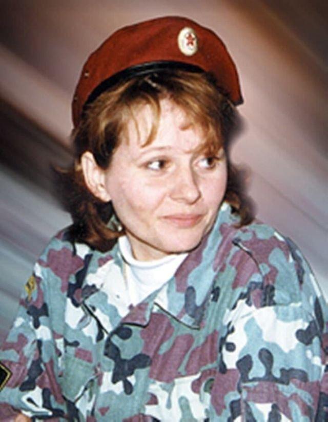 Галина Филипповна Калинникова