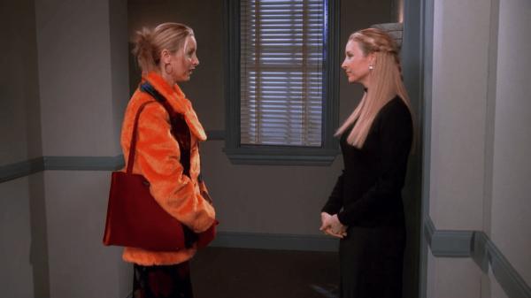 Лиза Кудроу в сериале «Друзья» (1994-2004)
