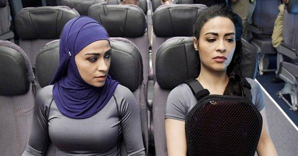 Ясмин Эл Массри в сериале «Куантико» (2015-2018)