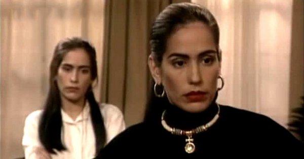 Глория Пирес в сериале «Секрет тропиканки» (1993)