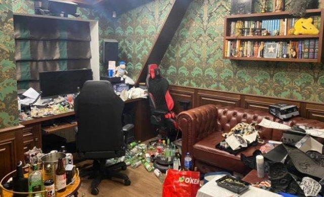 фотографии из квартиры хованского
