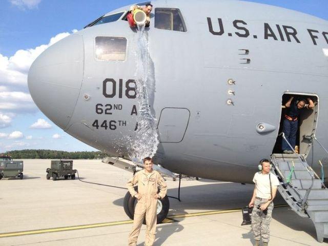 Фото на память после первого вылета
