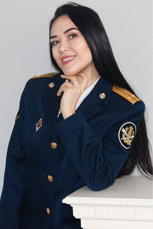 ФСИН устроила конкурс красоты «Мисс Уголовно-исполнительная система»