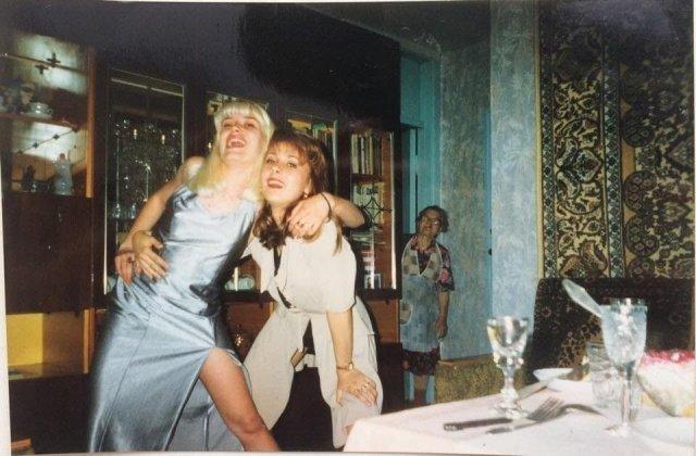 Хоум пати, 1990-е.
