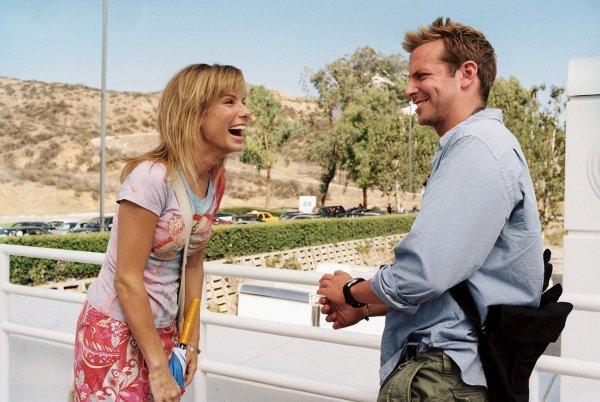 Сандра Буллок получила «малину» за фильм «Всё о Стиве» (2009)