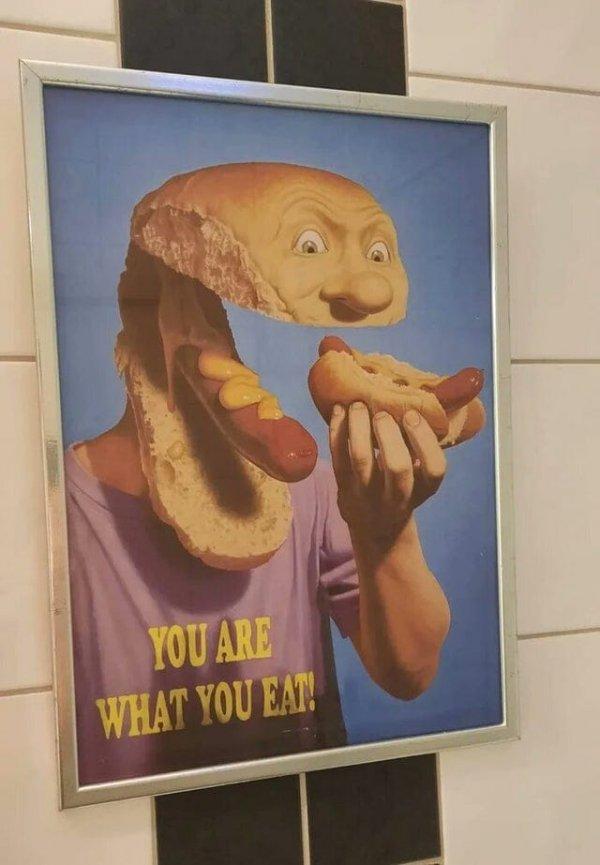 Ты — то, что ты ешь