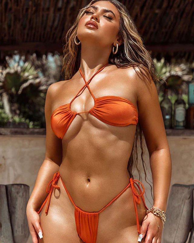 София Хамора - девушка-мечта с идеальным телом